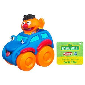 HasbroPlayskool-SesameStreet-Figures-WheelPals-Ernie