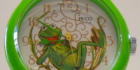 Muppet watches and clocks (Picco)