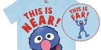 Sesame Street T-shirts (Logoshirt)