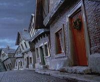 Cratchit house