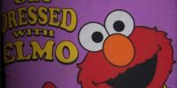 Get Dressed with Elmo