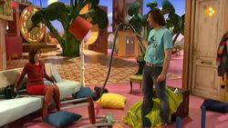 Lot Arjan tidy up