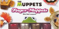 Muppet nail polish