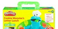 Cookie Monster's Letter Lunch