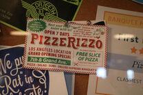 PizzeRizzo bulletin board 11