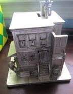 Sesame street general store silver coin bank 2