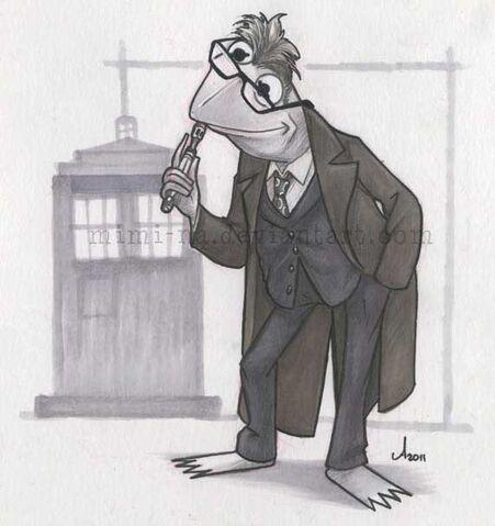 File:Amy Mebberson 11th Doctor Kermit sonic.jpg