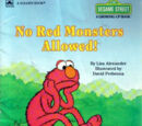 No Red Monsters Allowed!