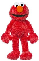 Sesame place plush elmo 10