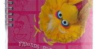 Sesame Street notebooks (Vandor)