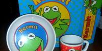 Muppet dinnerware (Zak Designs)