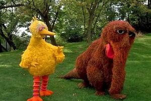 FollowThatBird-BigBird&Snuffy-Outside