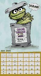 Sesame 2015 calendar 3