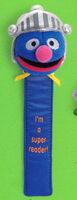 Gund 2005 bookmark super grover