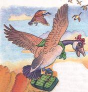 Harriet Goose