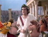 Julius Caesar Dudley Moore