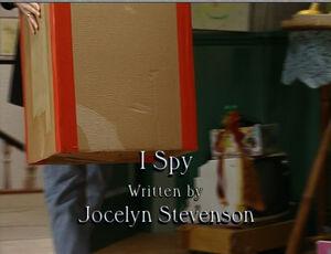 I SPY TITLECARD
