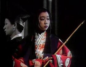 Kaguya-Hime close-up