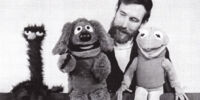 Muppet puppets (Ideal Toys)