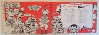 Muppet Diary 1980 - 35
