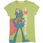 Tshirt.lovesupergrover