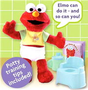 Potty elmo 1