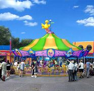Sunny Day Carousel 1