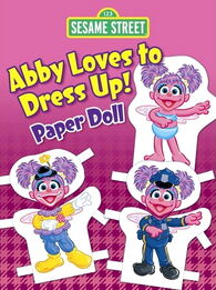 Dover abby dress up paper doll