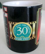Applause 1998 30th anniversary mug grover 3