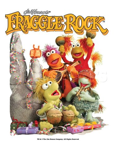 File:Poster Fraggle Rock-Fraggle Rock Party.jpg