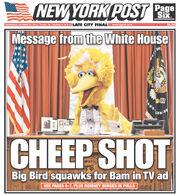 New York Post October 10 2012