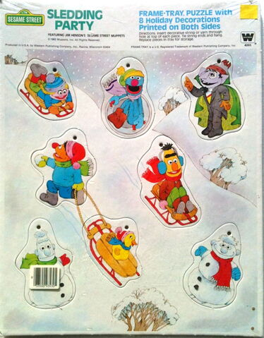 File:Western golden 1982 frame-tray puzzle sledding party.jpg