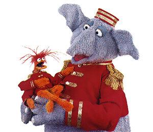 Seymour and Pepe