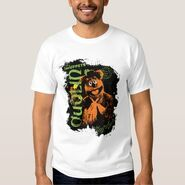 Zazzle fozzie dublin shirt