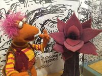 Center for Puppetry Arts - Fraggle Rock - Gobo & Flower