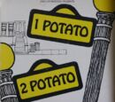 One Potato, Two Potato (Songs from Sesame Street & The Muppets)