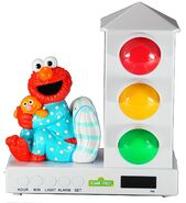 Custom quest 2014 it's about time spotlight sleep enhancing alarm clock elmo's bedtime