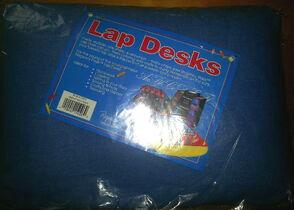 Regency press 1990 lap desk 2