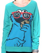 Forever 21 cookies shirt