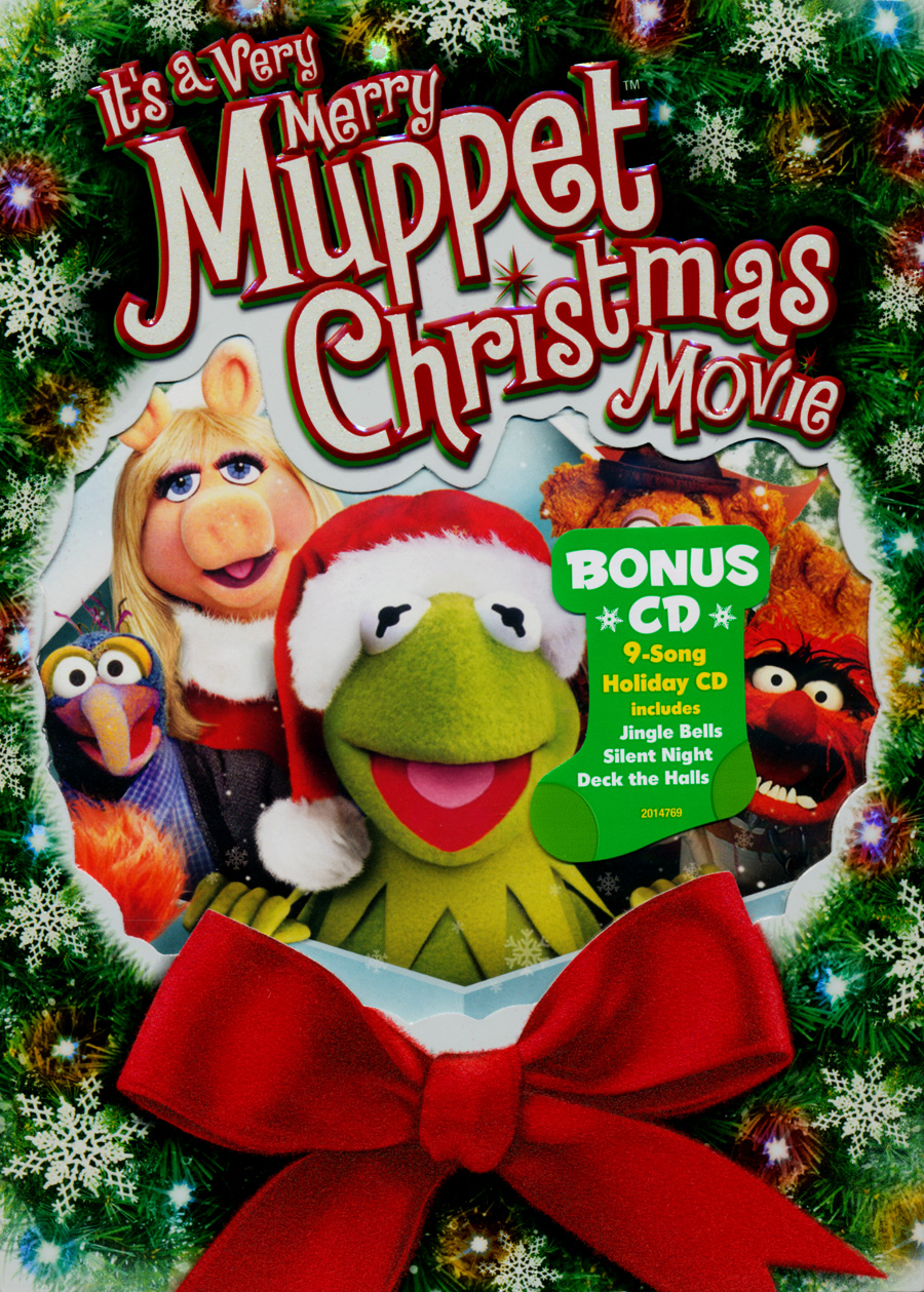 It's a Very Merry Muppet Christmas Movie (video) | Muppet Wiki ...