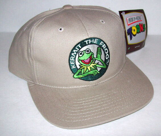 File:American needle 1993 kermit baseball cap hat 1.jpg
