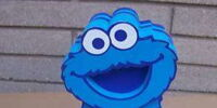 Cookie Monster telephone (Australia)