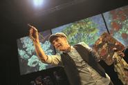 Sesamstraats frank groothof brengt vincent van gogh tot leven