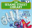 The Sesame Street Library Volume 4
