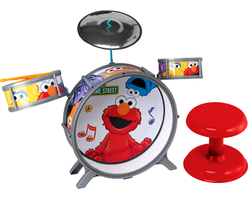 File:Kids station toys inc KST 2011 learn to play drumset.jpg