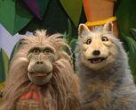 Episode 119: Wolf & Baboon