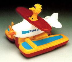 Big bird seaplane 1
