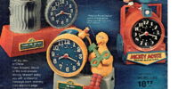 Sesame Street watches (Bradley Time)