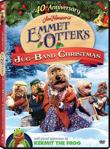 File:Emmet Otter's Jug-Band Christmas 40th Anniversary Edition DVD.jpg