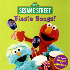 Fiesta Songs! (CD)